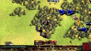 Warhammer 40.000: Rites of War gameplay