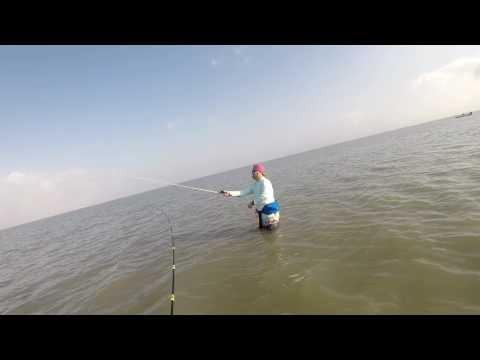 SeaDrift, TX Fishing