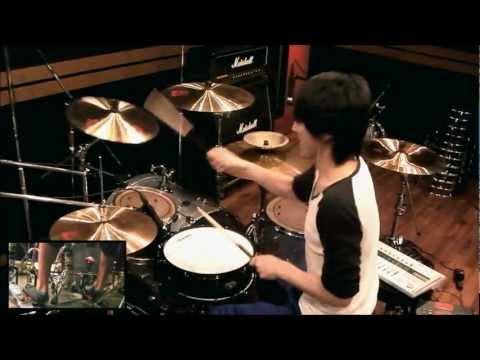 Attack Attack!-Stick Stickly【drum cover】