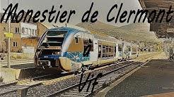 Gap Grenoble section Monestier de Clermont à Vif (ep 6/8) en cabine cab drive ATER X73500