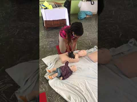 CPR & First Aid Training 3