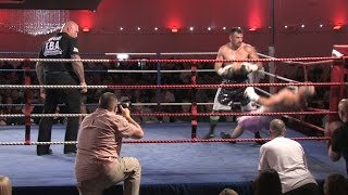 IBA Boxing - Gavin Conway v Mark - What a Knockout!