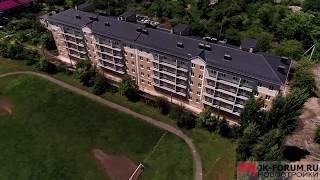 Ход строительства ЖК «Уютный Дом» (Краснодар) - сдача уже летом!