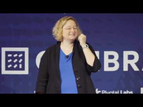 Developing Your Team // Jocelyn Goldfein // Calibrate 2016 (2/9)