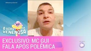 MC Gui fala com exclusividade com a Hora da Venenosa após polêmica