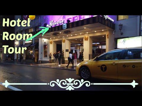 Hotel Tour NEW YORK  The Lexington Hotel   4K   酒店 - 列剋星敦酒店