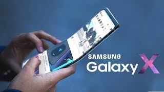 Samsung Galaxy X - A Mind Blowing Design, First Leaked Images!!