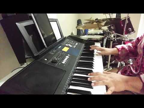 hallelujah piano cover by Roanne