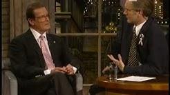 Roger Moore bei Harald Schmidt Show - 22.05.1996
