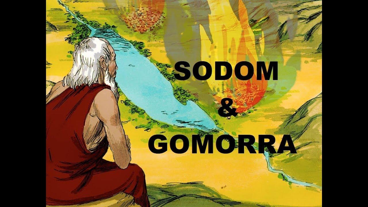 Favoriete De Bijbel voor Kids ( 10 ) - Sodom en Gomorra - YouTube &HT27