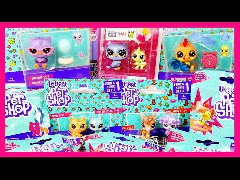 UNBOXING NEW G5 LPS! (Blind Bags, Mommy & Babies, Minis)