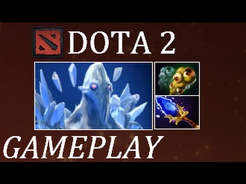 Dota 2 Ancient Apparition 7.00 Gameplay LIVE Commentary