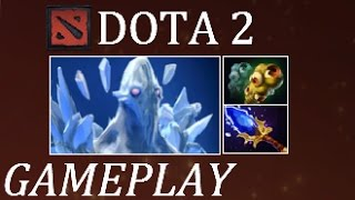 dota 2 ancient apparition 7 00 gameplay live commentary