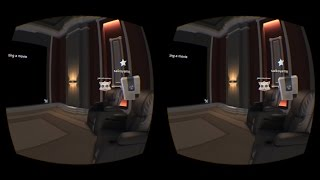 Oculus Social on Gear VR