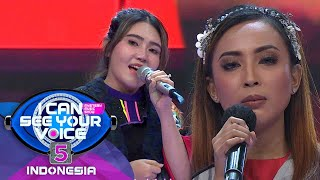 FINAL STAGE!!! Via Vallen Akhirnya Pilih Mega Bintang Untuk Duet - I Can See Your Voice Indonesia 5