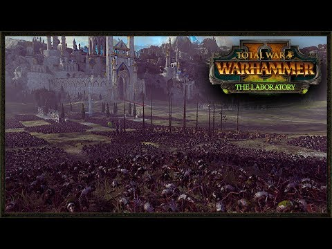 CAN 8,000 ELVES DEFEAT 27,000 SKAVEN? - Total War: Warhammer 2 gameplay