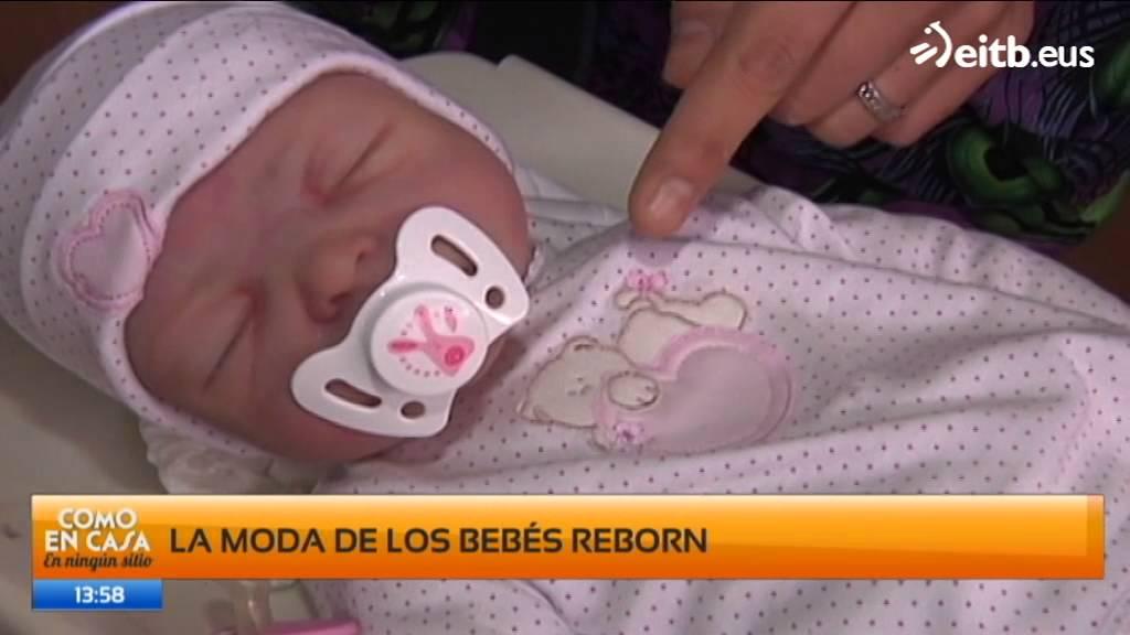 2ffe7aabe Venta de bebés reborn vascos por todo el mundo - YouTube