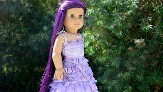 american girl doll mal disney descendants hd