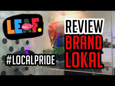 #LocalPride | Review Brand Lokal LEAF - Kemang, Jakarta Selatan