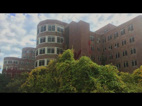 Abandoned Riverside Psychiatric Center