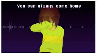 You Can Always Come Home [DeltaruneUndertale Original Lyrics]reichuu