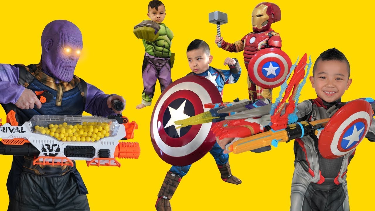 CKN Superhero Playtime Compilation 2019