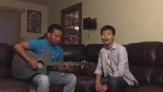 I WON'T GIVE UP -cover by David Lai
