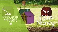 { vidéo } Les Croqueuses sur l'île Nancy