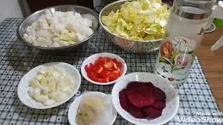 고로쇠수액 효능 먹는법, 고로쇠물김치 담그기