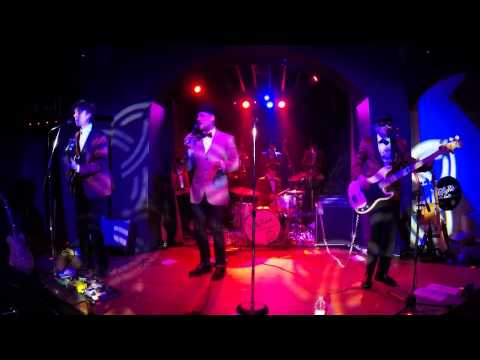 Olly Riva & The SoulRockets - Let Me Down - @Black Hole (Milano) 22/02/2015