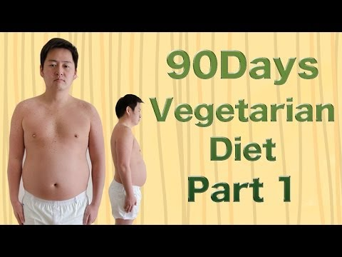 90 Days Vegetarian Diet part 1