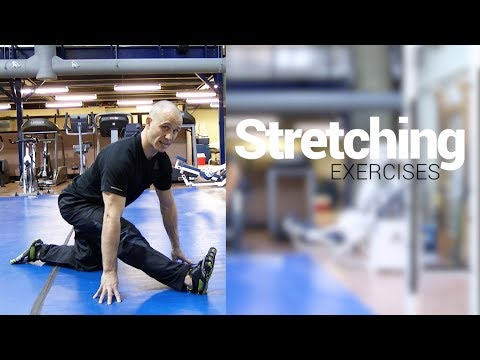 PROFESSIONAL STRETCHING TECHNIQUES | Cirque Workouts by Cirque du Soleil