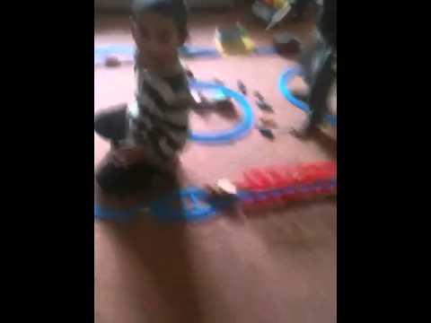 Thomas & Friends little engines ( irfan /riz khan)