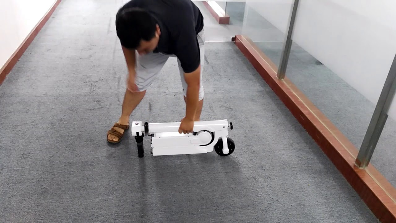 Et Go Best Mini Folding Electric Scooter For Adults