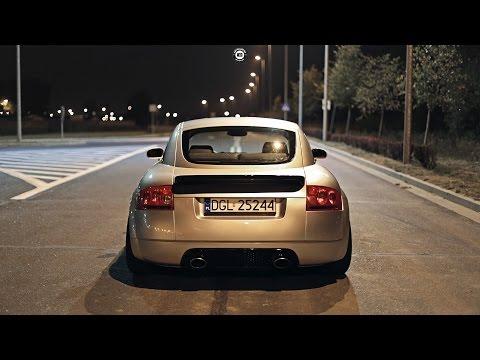 Audi TT R32 3.2 VR6 DSG by Pawel - SOUND & START! LAUNCH CONTROL DSG :)