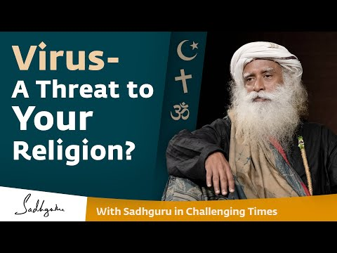 With Sadhguru in Challenging Times - 11th May 6 PM IST