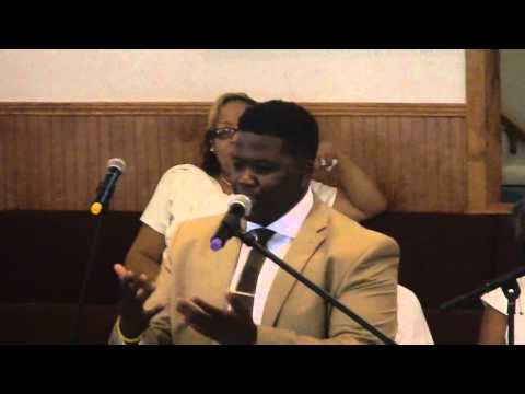 Chad Roseboro Trial Sermon