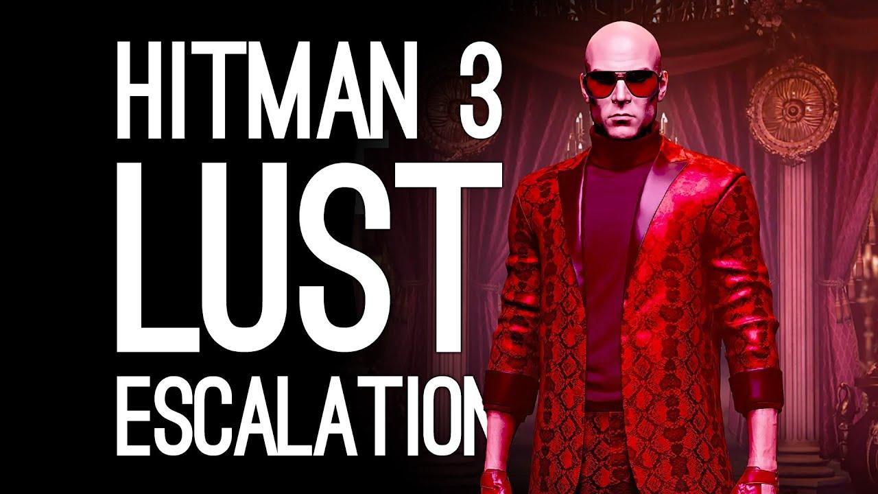 Hitman 3 LUST ESCALATION: Who's the Secret Admirer? | Hitman 3 Seven Deadly Sins DLC
