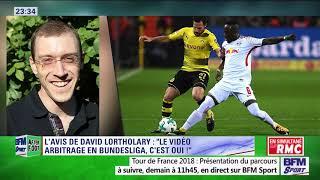 After Foot du lundi 16/10 – Partie 5/6 - Les avis tranchés de Fred Hermel et David Lortholary