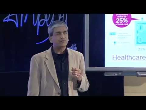 Dr Ashwin Ram on The Intelligent Web: Health, Wealth & Choice   Amplify 2013