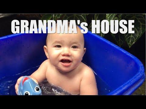 Baby Zee in Bandung (ft. Grandma Bandung)