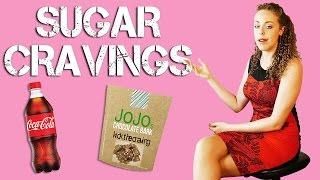 How to Kick Sugar Cravings & Lose Weight NOW! Healthy Snacks, Sweets, Fruit, Dark Chocolate, Diet