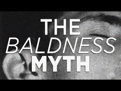 [4/4] The Male Pattern Baldness Myth - Supplements