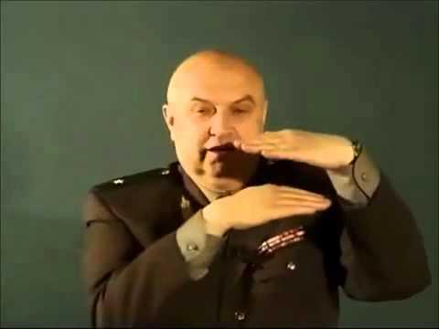 """Generale Russo parla della """"Mafia Globale"""" e delle Elite dietro i Governi - Lezione prima -"""