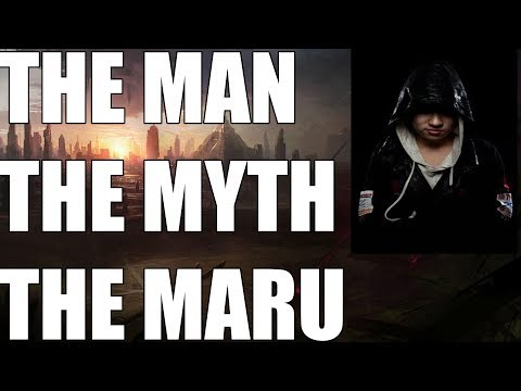 THE MAN, THE MYTH, THE MARU | Maru (T) vs sOs (P) - IEM Katowice 2018