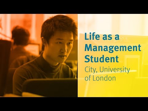 City, University of London: Life as a Management Student