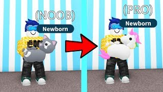 Adopt Me Pets Update Quick Start Guide - NOOB to PRO plus ROBUX Giveaw
