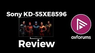 Sony XE85 (KD-55XE8596) 4K LED LCD TV Review