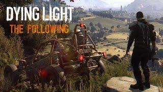 Dying Light: The Following #2 - Dirigindo um Carro! Gameplay no Ultra em 1080p60fps!