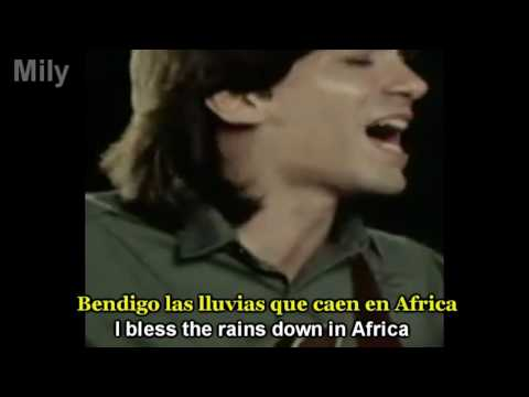Toto - Africa Subtitulado Español Ingles